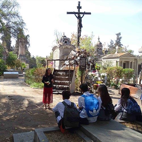 Galería: Salida Pedagógica: Cementerio General