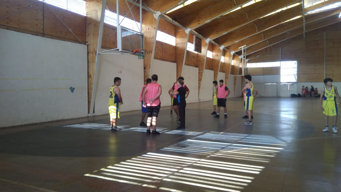 Torneo de Basquetbol Comunal