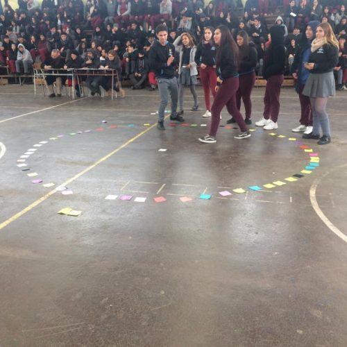 Trabajos Y Actividades Durante La Celebración Del Día De La Matemática