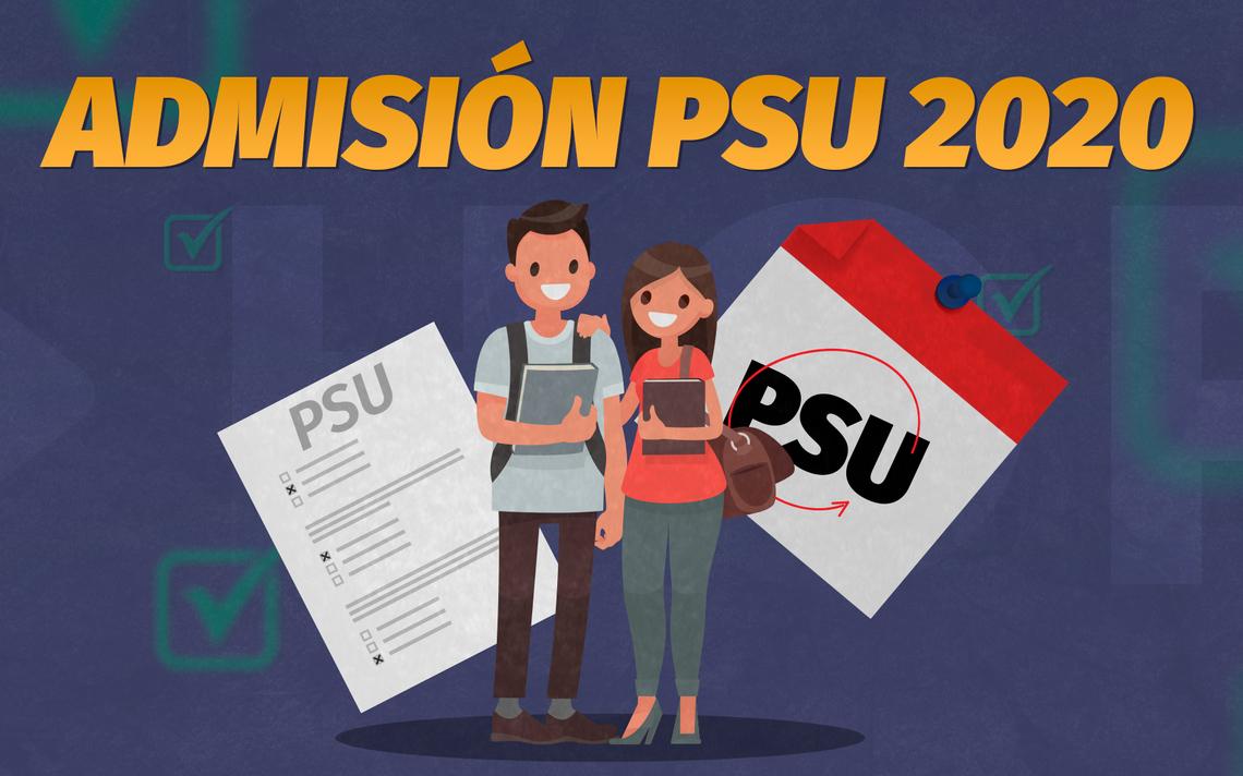 Inscripciones y Proceso de Admisión PSU